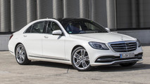 2018 Mercedes-Benz S-Class: First Drive