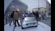 La Peugeot BB1 a Milano