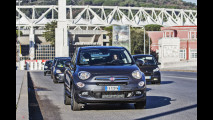 Fiat 500X, la prova con il 1.3 diesel Multijet