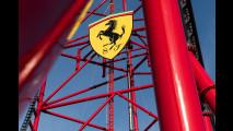 FerrariLand, PortAventura, le prime foto