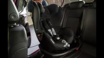 Bimbi in auto, il perché del seggiolino