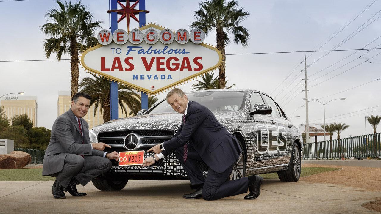 Nuova Mercedes Classe E, guida autonoma in Nevada