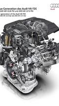 Audi V6 3.0 TDI Clean Diesel engine