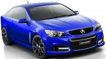 Holden Monaro rendering