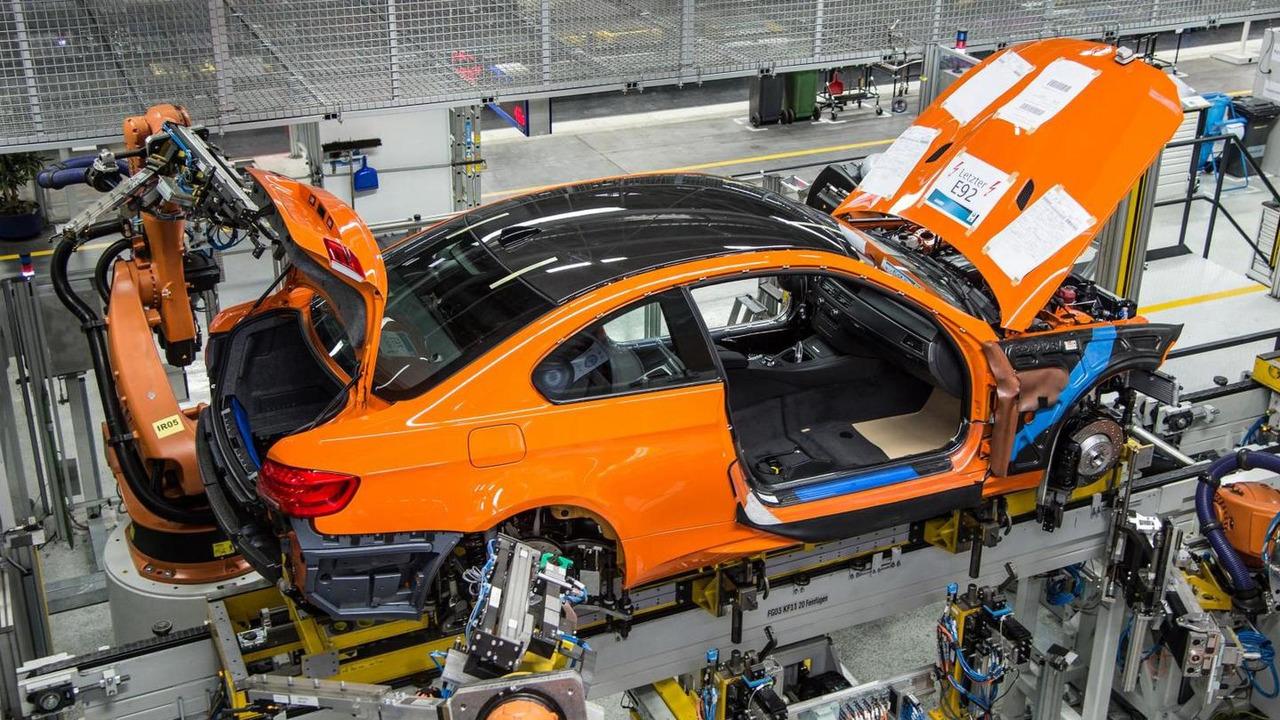Last BMW M3 Coupe (E92) 05.07.2013