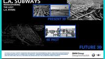 BMW Group DesignworksUSA L.A. Subways 11.11.2013