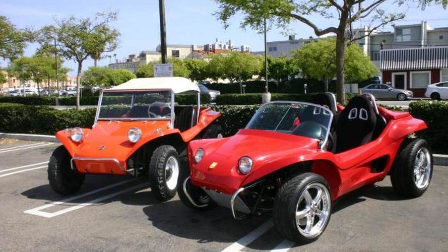 Meyers Manx V prototype unveiled