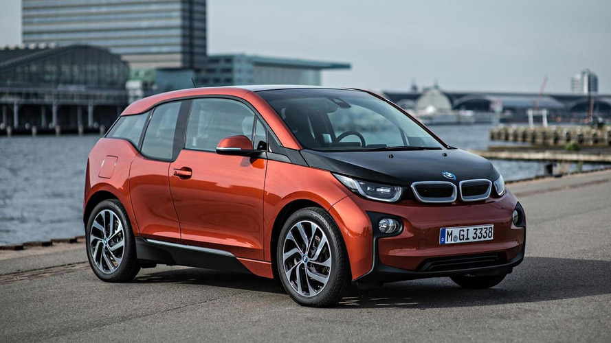 BMW says all models will soon get some form of electrification
