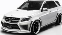 Mercedes M-Class by Wald International