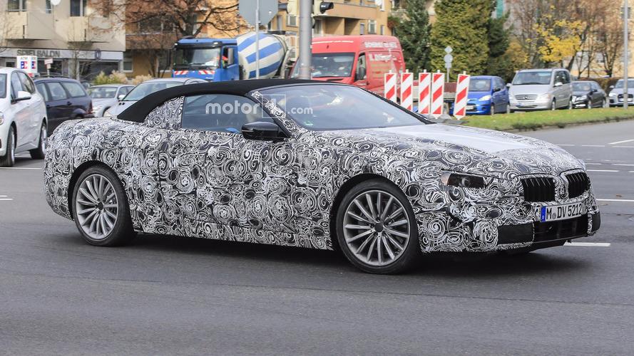 Bu prototipler BMW 6 Serisi'ne mi yoksa 8 Serisi'ne mi ait?