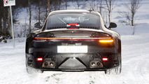 2019 Porsche 911 casus fotoğrafları