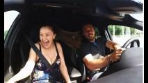 E se você pedir um Uber e vier o Focus RS com um piloto de rali? (vídeo)
