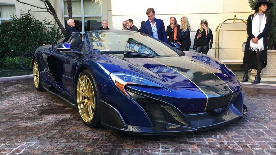 VIDÉO - Voici la McLaren 675LT la plus chère du monde !