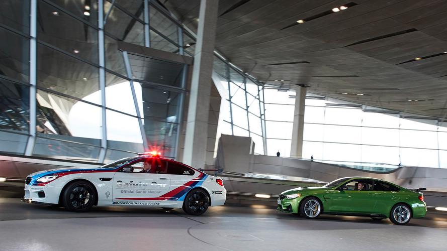 BMW bloque le voleur dans une voiture à distance