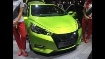 Paris: novo March 2017 se transforma em hatch do Kicks e estreia motor turbo