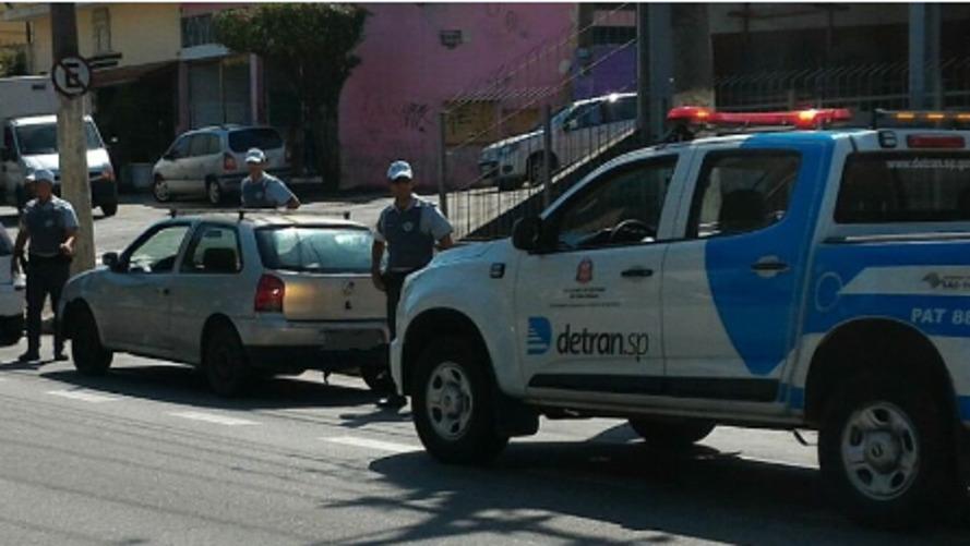 Detran-SP apreende VW Gol com 2.118 multas e R$ 16.226.906,42 em débitos