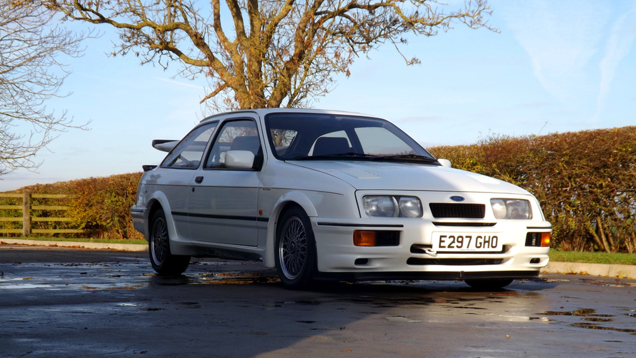 1987 Ford Sierra Cosworth RS500 Auction