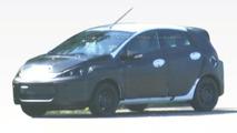 New Ford Fiesta Spy Photos