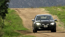 The Renault Laguna Undergoing Endurance and Reliability Testing in Argentina
