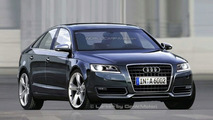 More Aggro Front End in 2011 Audi A6