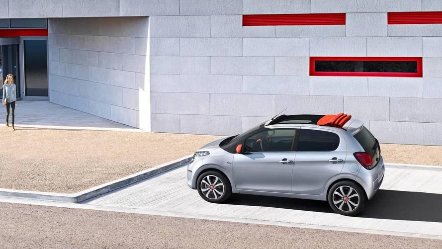 Citroën retouche la C1