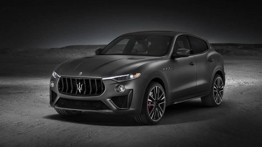 Maserati Levante Trofeo, Türkiye'ye de gelecek