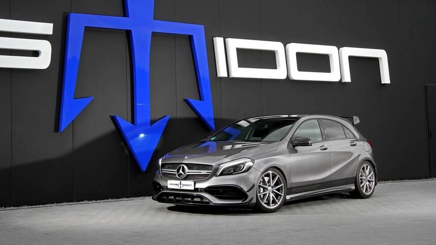 Posaidon firması, Mercedes-AMG A45'i beygir canavarı yapıyor
