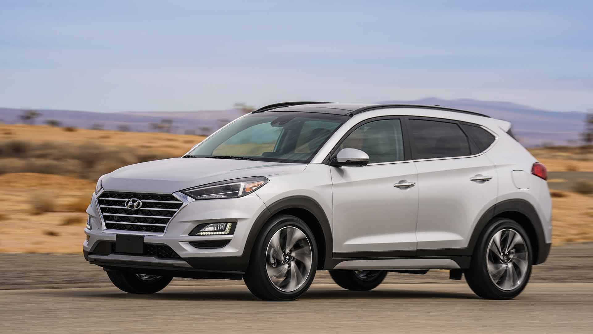 Car Dealerships In Tucson >> VWVortex.com - 2019 Hyundai Tucson Arrives With Major ...