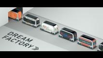 Toyota e-Palette concept