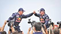 Dakar 2018: Carlos Sainz y Lucas Cruz