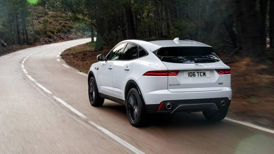 2018 Jaguar E-Pace Review