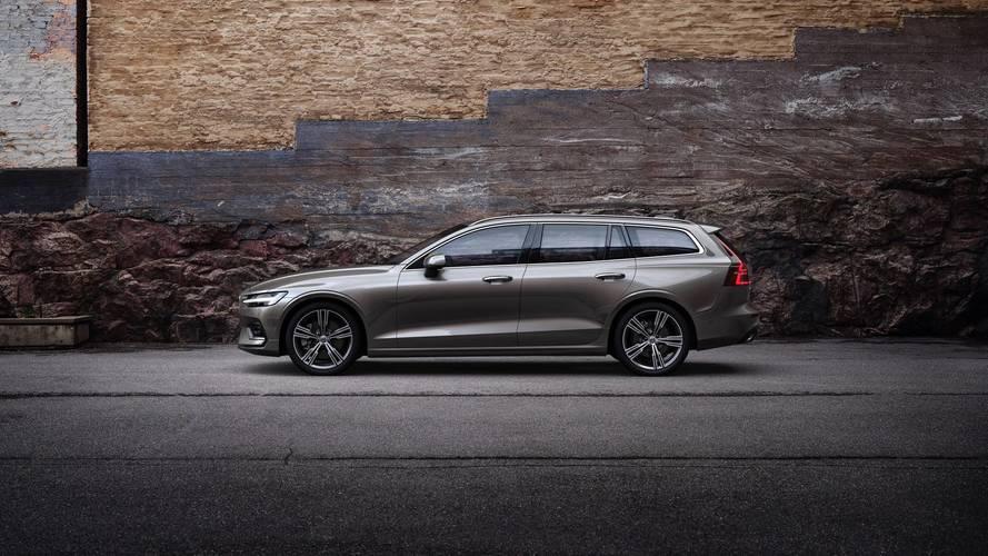 New Volvo V60 estate set to take on Audi and BMW