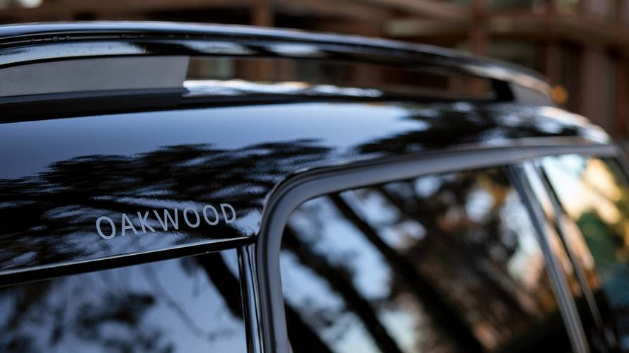 Mini Countryman Edition Oakwood