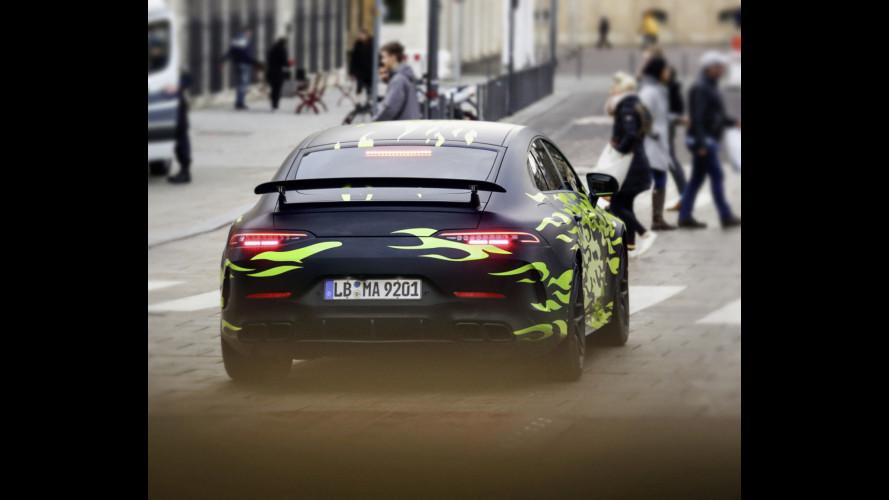 Mercedes-AMG GT, altre foto