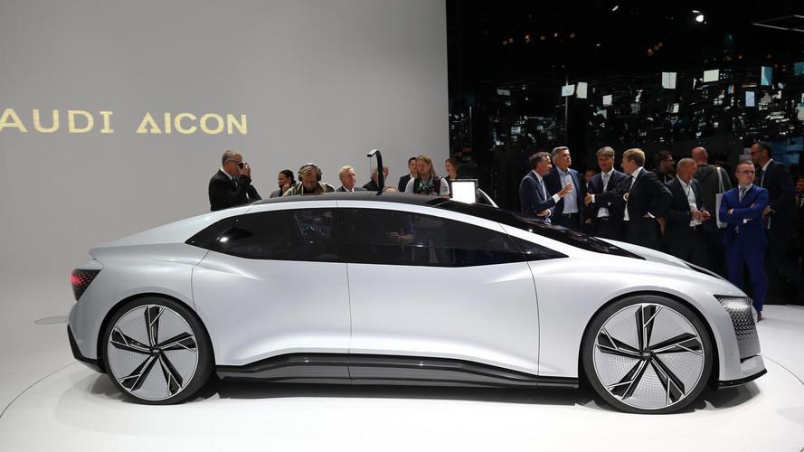 Sees Different Autonomous Car Types For Different Occasions - Audi car types