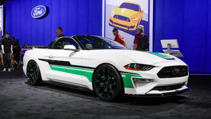 7 tuningolt Ford Mustang - SEMA Live