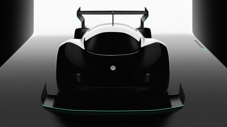 VW aiming for EV Pikes Peak record with electric racing car
