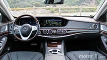 Essai Mercedes Classe S restylée 2017