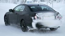 Mercedes CLK spied