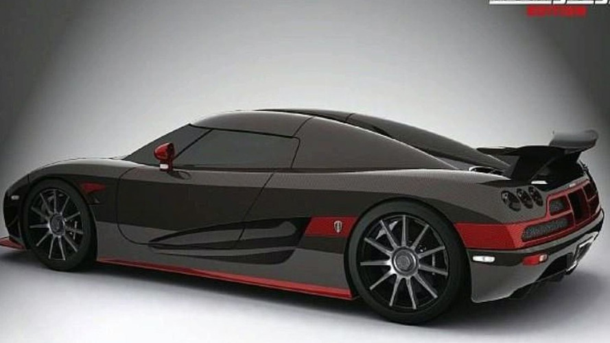 First Official Renderings of 1018 hp Koenigsegg CCXR Special Edition