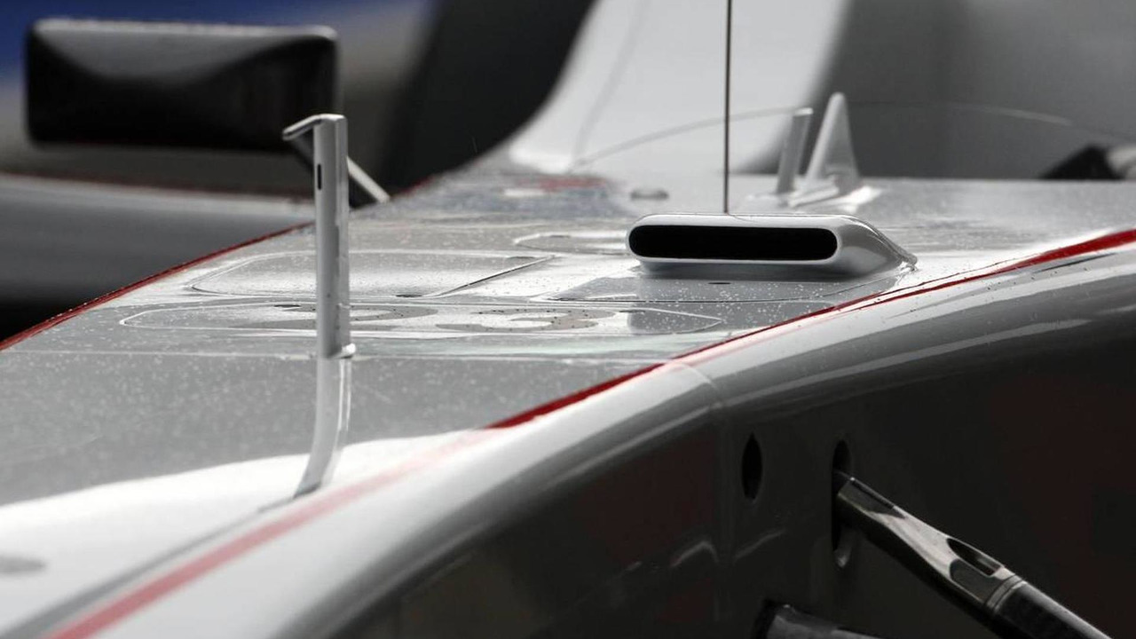 New Sauber F-duct, Spanish Grand Prix, 06.05.2010 Barcelona, Spain