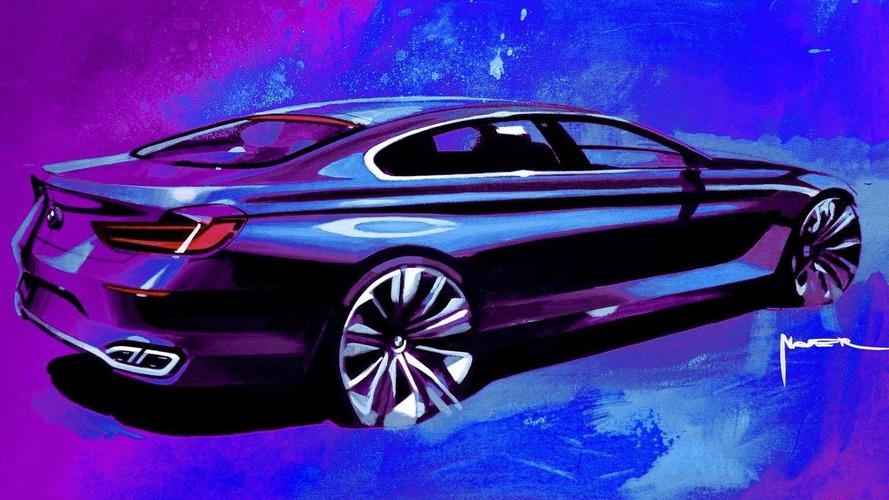 BMW M8 Gran Coupe Concept, önümüzdeki ay Cenevre'de tanıtılabilir
