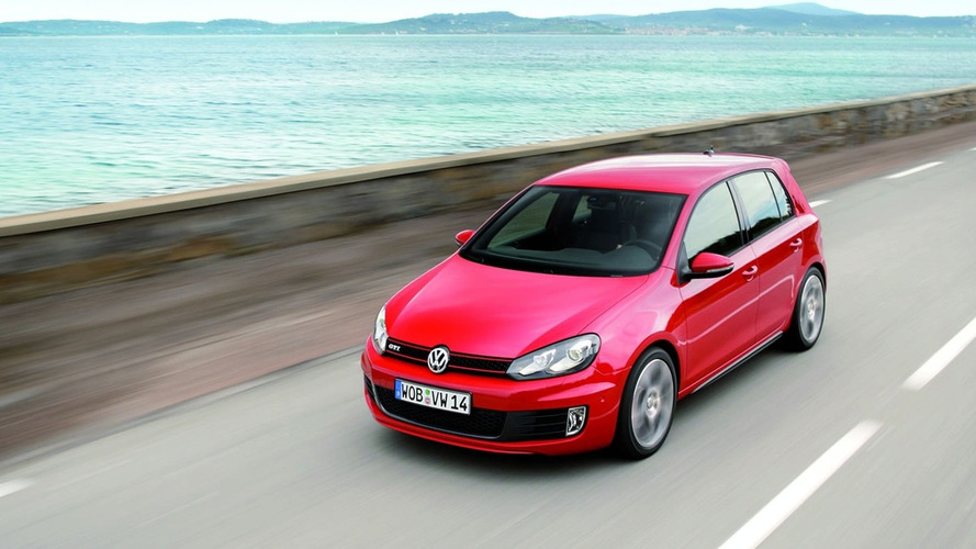 VW Golf GTD to Premiere at AMI