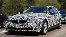 2010 BMW 5 Series Touring spy photo