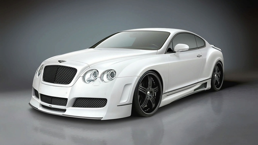 Premier4509 Present New Bentley Continental GT Tuning Package