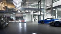 McLaren P15 teaser