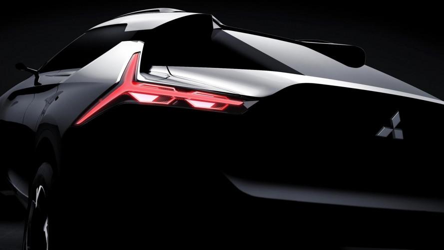 Mitsubishi e-Evolution Concept, assaggio di SUV coupé sportivo
