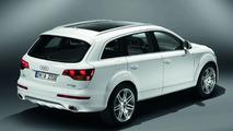 Audi Q7 V12 TDI in production