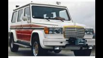 Das ist die irre AMG-G-Klasse von 1979