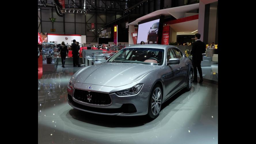 Maserati al Salone di Ginevra 2015